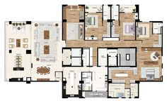 Casa Opus Vaca Brava | 528m² | Setor Bueno | Goiânia