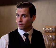 'Downton Abbey' star Rob James-Collier 'wants US TV role'