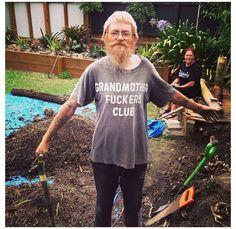Grandmother Fuckers Club
