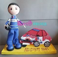 Fofucha Rally personalizada!!!