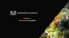 Dale Chihuly Exploration video (armature and installation) Chihuly Chandelier, Balloon Chandelier, Dale Chihuly, Sculpture Art, 3 D, Museum, Artist, Inspiration, Image
