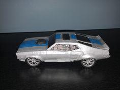 Plastic Model Cars