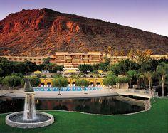 The Phoenician Resort in Scottsdale, AZ - Best Vacation EVER!!! w/Jodi & Lisa  <3