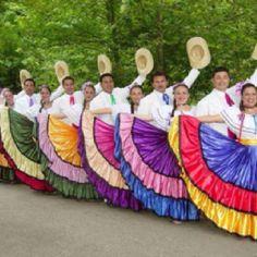 Mascaradas Folclore Costarricense