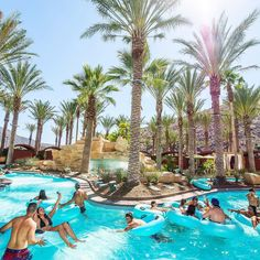 "harrahssocal: ""Home is where the pool is. #HarrahsSoCal #DiveSoCal"""