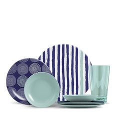 16 Piece Melamine Dinnerware Set - Stripes & Spirals - Se... https://www.amazon.com/dp/B074KJMKH6/ref=cm_sw_r_pi_dp_U_x_tDQmAbWVF85B5