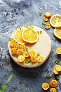 Orangen-Karamell Tarte by www.sabrinasue.de