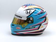 Racing Helmets Garage: Bell Auto