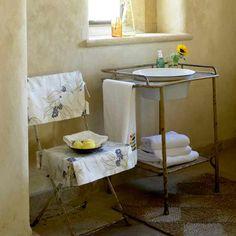 Italian-style washroom   Bathrooms   Decorating ideas   Image   Housetohome