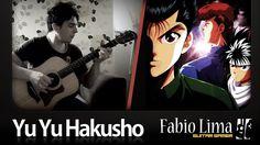 Yu Yu Hakusho on Acoustic Guitar by GuitarGamer (Fabio Lima)
