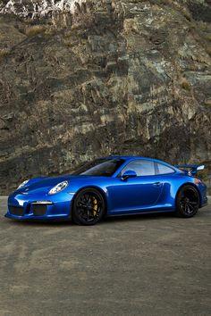 Porsche 911 ( 991 ) GT3 ::: ASU-BEEBE ::: www.ASUB.edu ::: @ASUBeebe ::: #ASUBeebe ::: #ProudToBeBlue