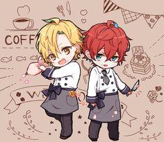 Cute Little Drawings, Cute Drawings, Cute Anime Boy, Anime Guys, Kawaii Art, Kawaii Anime, Manga, Anime Poses Reference, Chibi Characters