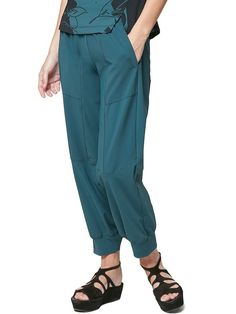 A pair of stylish joggers with pockets, cuff hem, and flat waistband. Unique paneling sets Porto's impeccable construction apart! Made in the U.S.A. Jogger Pants, Joggers, Harem Pants, Construction, Pairs, Pockets, Flat, Boutique, Stylish