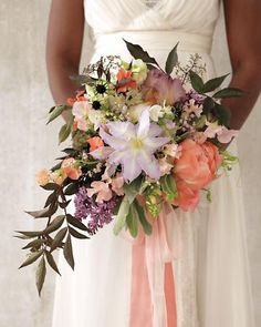Martha Stewart Weddings / Spring 2012  I can't get enough of these flowers/colors, its one of my favorite stories in this issue