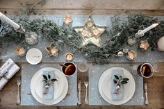 country Dining room by Sophie Allport