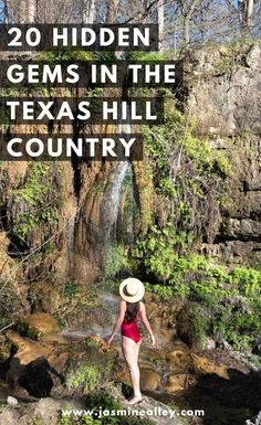 These 20 hidden gems in the Texas Hill Country will blow you away! These 20 spots include nature, food, scenic drives, where to stay,. Hiking In Texas, Texas Roadtrip, Texas Travel, Travel Usa, Travel Info, Travel Tips, Camping In Texas, Travel Goals, Texas Hill Country