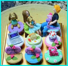 Cup Cakes creation by ching pranata - Jakarta ,Indonesia