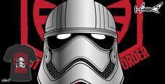 Magliette+First+Order+Troopers+-+Disegnato+da+:+Chesterika