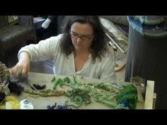 The Art of Hooking Rugs with Deanne Fitzpatrick - YouTube. Beautiful words and pictures of her fabulous rugs.