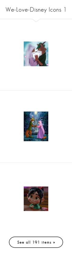 """We-Love-Disney Icons 1"" by we-love-disney ❤ liked on Polyvore featuring welovedisneycollections, disney, icons, pictures, backgrounds, cinderella, icon, disney icons, disney pictures and tangled"