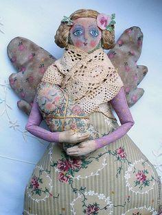 кукла мама