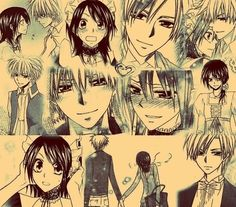 I cannot believe the manga Kaichou wa maid sama is almost over.....T - T