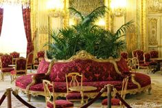 Napoleon III Apartments at the Louvre~ Decor To Adore 2014 Summer Travel Series.