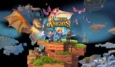 Steam Early Access Hit 'Portal Knights' Coming to Consoles - http://www.entertainmentbuddha.com/steam-early-access-hit-portal-knights-coming-to-consoles/