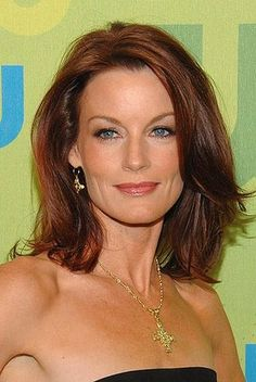 of course, being thin and professionally made up helps, too! Beauty Makeup, Hair Makeup, Hair Beauty, Most Beautiful Women, Beautiful People, Laura Leighton, Hair Pictures, About Hair, Pretty Little Liars