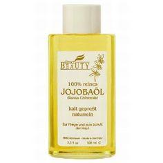 Direct Beauty, Jojobaöl naturrein 100%, 100ml: Amazon.de: Parfümerie & Kosmetik