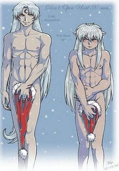 Inuyasha and Sesshomaru