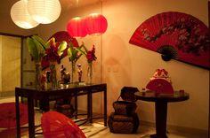 decoraçao festa oriental - Pesquisa Google