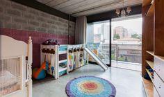 #bedroom #quarto #home #casa #kids #criança #colorido #colorfull