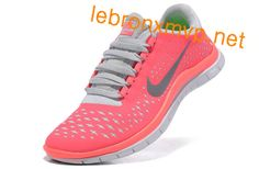 229cfed1a26d Nike Free 3.0 V4 Hot Punch Reflective Silver Pure Platinum 511495 600