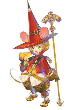 Wizard Male