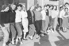 1957 teen fashion - Bing Images