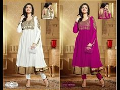 Daily Wear Anarkali - Ayesha Collection @ http://flipkartoffer.co.in/clothes.html