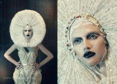 dark queen makeup - Google Search