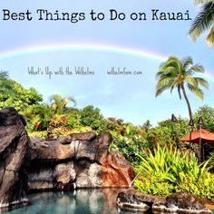 Best Things to Do on Kauai Hawaii. If we're ever able to take that vacation to Kauai like we were suppose to in 2013 and Kauai Vacation, Hawaii Honeymoon, Kauai Hawaii, Need A Vacation, Vacation Places, Hawaii Travel, Dream Vacations, Vacation Spots, Places To Travel