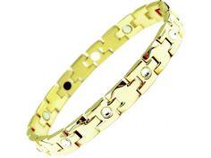 Tiffany mit Zirkonia Magnetarmband 3 in 1 online bestellen bei magnetarmbander.de