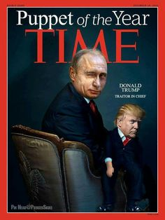 Herr Gröpen-Fuhrer Drumpf and his Puppet-Master Putin, coming soon to a White House near you, courtesy of the Russian Broadcasting System.