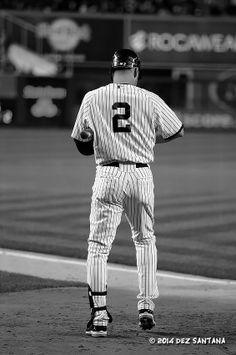 New York Yankees Captain Derek Jeter