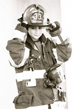 Firefighter portraits!