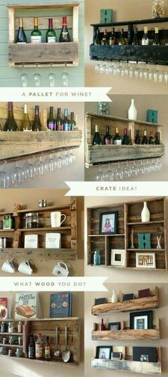 "Like the ""shelf"" idea. Would be great in the kitchen 4 some my cook books"