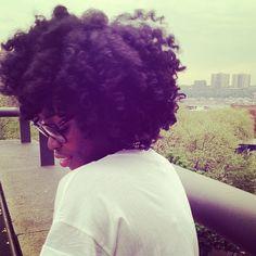 Gorgeous Afro