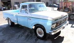 1966 Ford F250 $31,500 by Magnusson Classic Motors in Scottsdale AZ . Click to view more photos and mod info.