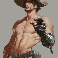 Image result for Jesse McCree