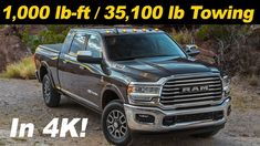 RAM just took the wraps off their new 2019 RAM HD lineup. The new 2500 and 3500 put down some insane numbers. Citroen Ds5, Bmw Z4 M, Dodge 3500, New Ram, Diesel Performance, 2019 Ram 1500, Honda Insight, Chevy Avalanche, Cars Usa