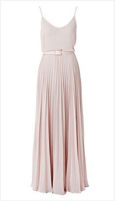 bridesmaid | juliette hogan | full length annie dress