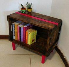 Magazine Rack, Sweet Home, Cabinet, Storage, Furniture, Dyi, Home Decor, Diy Ideas, Decoration